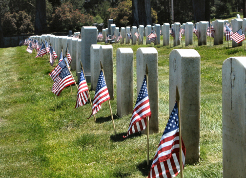 For Our Loved Ones, Who Gave Their Lives For Our Freedom and Liberty